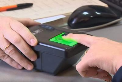 Снятие отпечатков пальцев на загранпаспорт нового образца