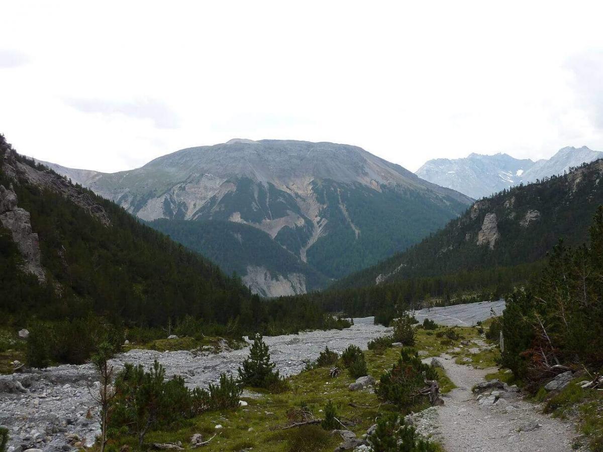 Гора Мунт Ла Шера