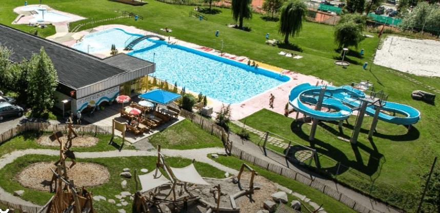 Открытый бассейн в Эце. Источник: www.oetz.com