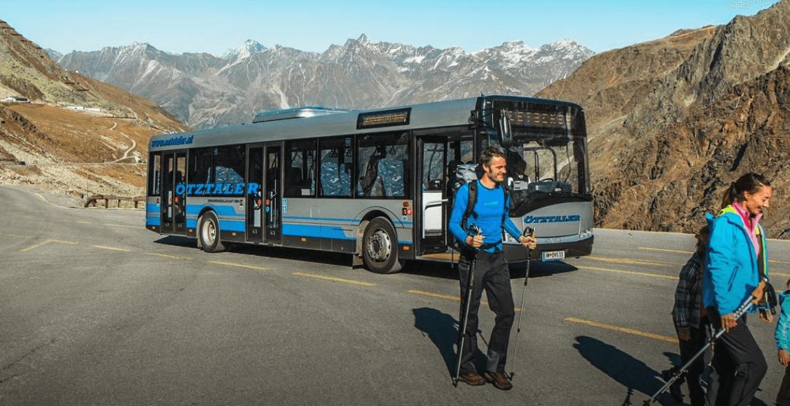 Туристический автобус. Источник: www.oetz.com