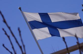 Флаг Финляндии (сс) pxhere.com