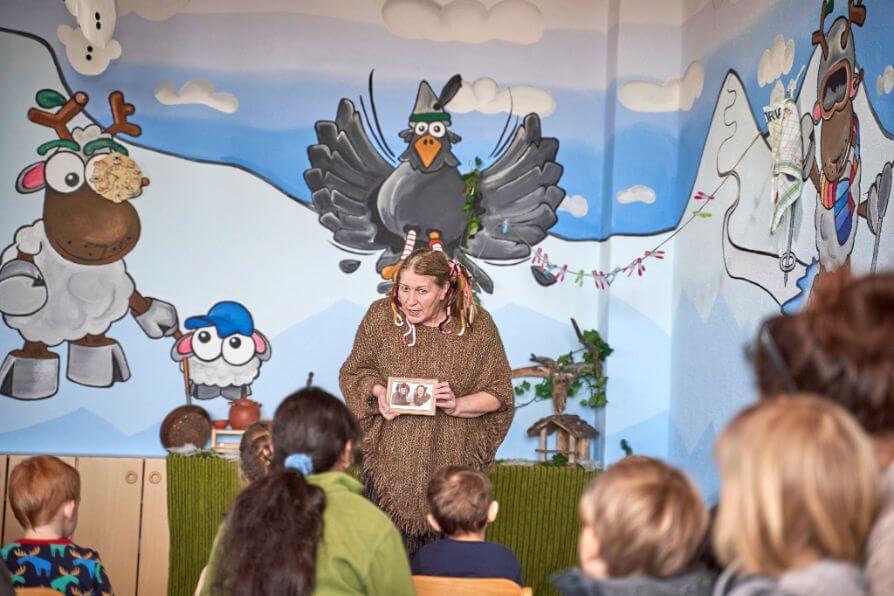 Детский театр. Источник: www.oetz.com